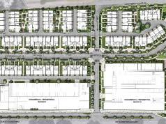 Renton, Greater Hi-Lands Shopping Center, JSH Properties, Quadrant Homes, Solera Manager LLC