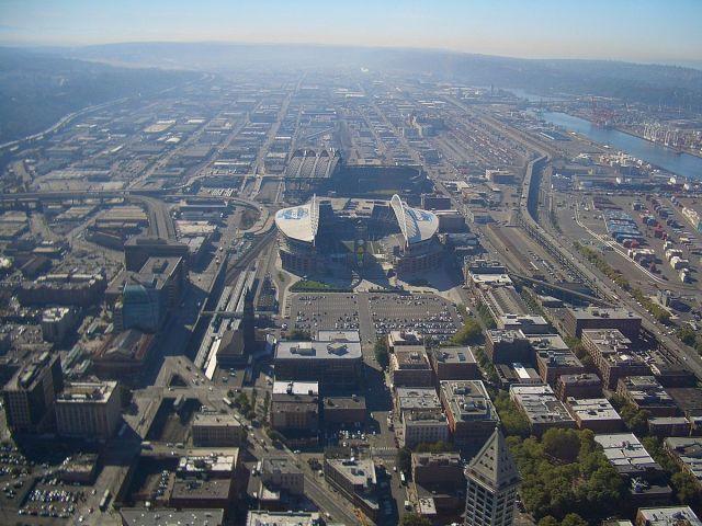 Terreno Realty, Seattle, SoDo