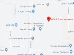 Auburn, TTF Aerospace, Greenpoint Technologies, Cabot Properties, Seattle
