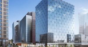 Vulcan Real Estate, Seattle, Bellevue, Bellevue Plaza, Broderick Group, GLY Construction, Graphite Design Group, Compton Design Office