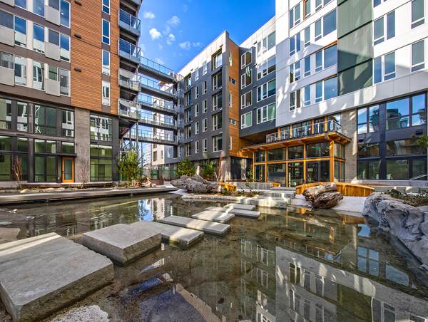 USGBC, Sitka Apartments, Seattle, LEED Homes Awards, Greystar
