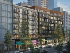 Liv Communities, Ankrom Moisan Architects, Belltown, Seattle