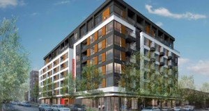 Continental Properties, ArtsFund, Seattle, GroupArchitect, Queen Anne