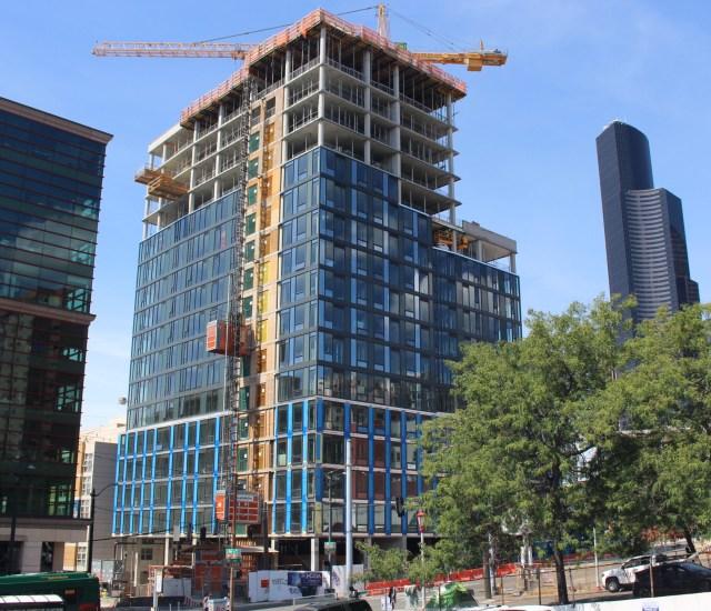 Seattle, International District, KODA, DA LI, Dali Development USA, PCL Construction