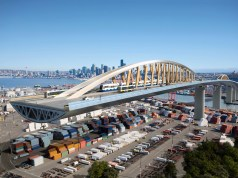 West Seattle Bridge, Seattle Department of Transportation, Seattle, B+H