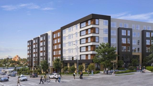 Mill Creek Residential, Modera First Hill, Seattle, OZH Holding 4 LLC, Kidder Mathews