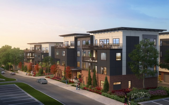 KTGY, Bellevue, The Lofts at 15th, Toll Brothers