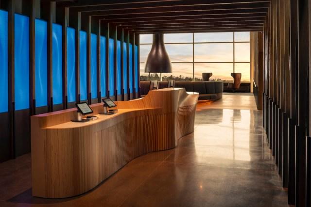 Graham Baba Architects, SEATAC, Seattle, Alaska Airlines
