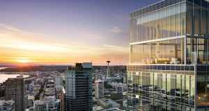 The Emerald, Seattle, Daniels Real Estate, Create World Real Estate, Bellevue, Pike Place Market, Hewitt Architects, Susan Marinello Interiors, Polaris Pacific, Columbia Hospitality