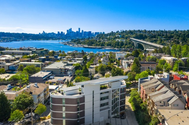 Seattle, Inspire, Shilshole Development, Russell Young, Seattle Times, Public47 Architects, Russell's Fifth Avenue Inc.