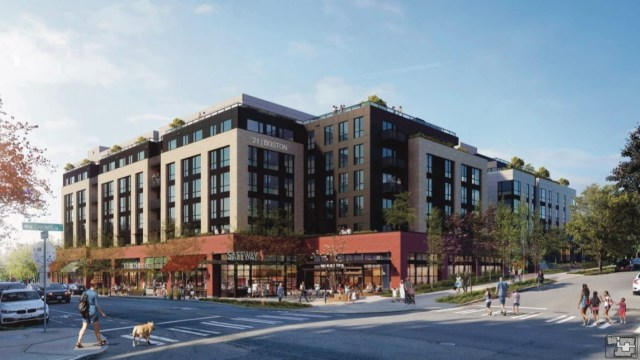 Safeway, Cahill Equities, Queen Anne Community Center, barrientosRYAN, Hewitt, Runberg Architecture Group