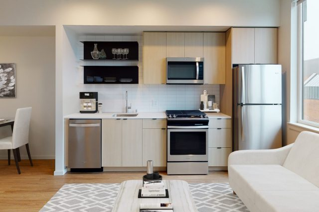 Mill Creek Residential, Modera Broadway, Seattle, Capitol Hill