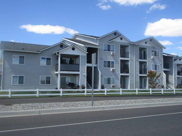 Spokane, Gantry, Northern Heights Apartments, Airway Heights