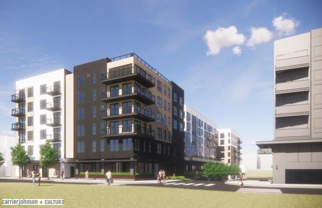 GenCap Construction, Shoreline, Carrier Johnson + CULTURE, AAA Management