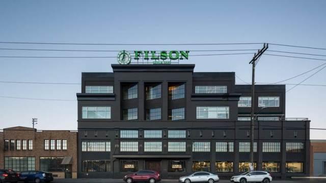 Seattle, Gantry, Filson