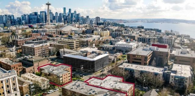 Lee & Associates, Queen Anne, The Halmark, The Hamrick, Kennedy Wilson, Inland Real Estate Group, Seattle