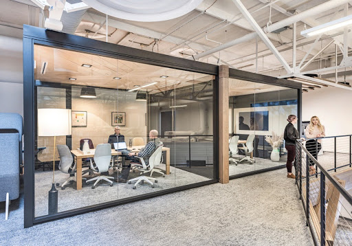 Vantis, Seattle, One Workplace, Silicon Valley, OpenSquare, Porter, Slice Vantis' Ryan Ware and Mark Conway