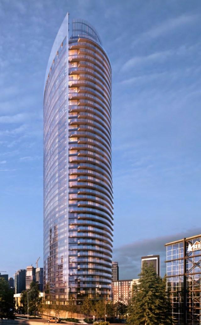 1370 Stewart, Arbutus Properties, Perkins & Will, Seattle, South Lake Union, REI