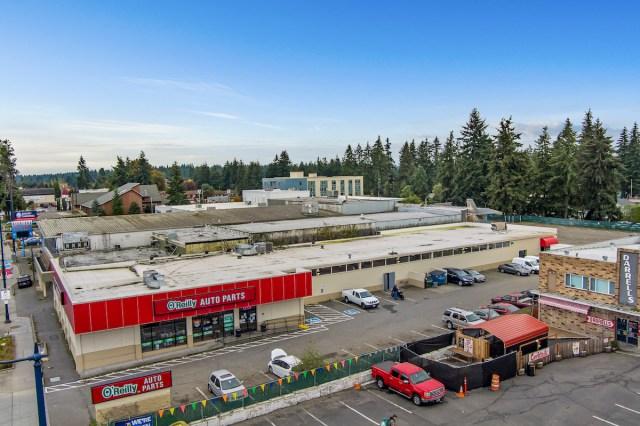 Marcus & Millichap, Shoreline, O'Reilly Auto Parts, Seattle