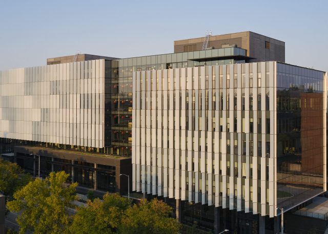 University of Washington, Miller Hull Partnership, Seattle, Bill and Melinda Gates Foundation