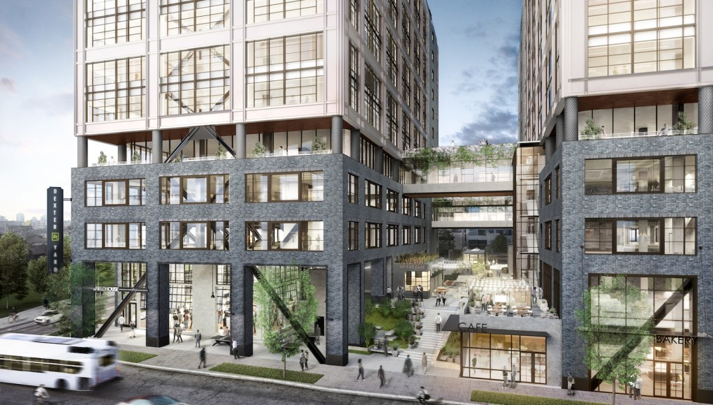 ioMed Realty Dexter Yard Seattle South Lake Union OAC Services Turner Construction MacDonald-Miller Cochran SkB Architects