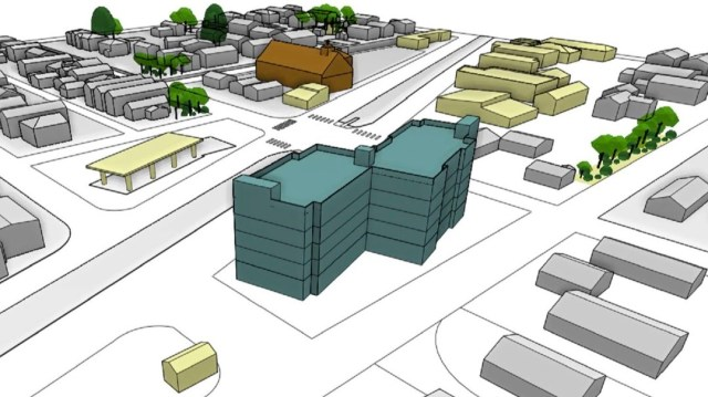 Koz Development, Seattle, Beacon Hill, Othello Station