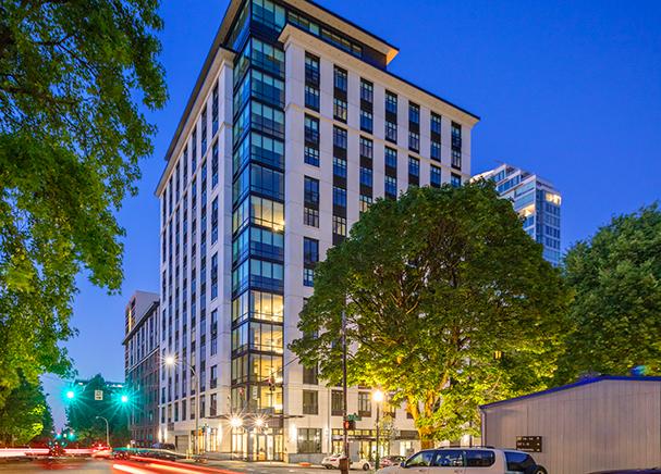CBRE, Storyline, Portland, The Wolff Company, Mortenson, HQ Capital Real Estate