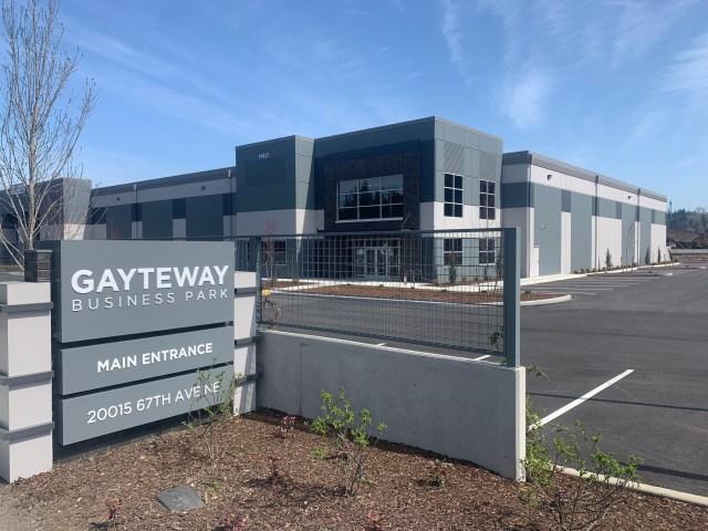 C&C Packaging Services, GS Venture Partners of Bellevue, Arlington, Gayteway Business Park, Amazon, WD Distribution, Broderick Group