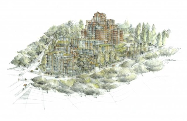 Beacon Hill, Seattle, North Lot Project, Weber Thompson, Rushing, Pacific Hospital Campus, SCIDpda