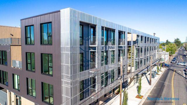 Cumberland Holdings, Pacific Northwest, Portland, Lenox Apartments, NorthMarq