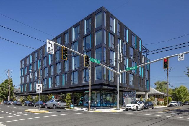 Tremont Mortgage, Parallax Apartments, Portland, IPA, Marcus & Millichap