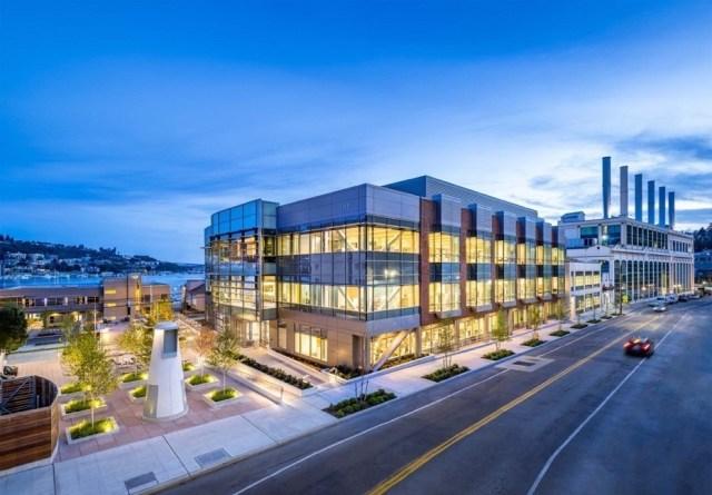 Alexandria Real Estate Equities, Seattle, Adaptive Biotechnologies Corporation