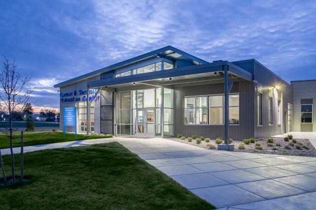 Cushing Terrell, Treasure Valley Community College, Ontario, Career & Technical Education Center
