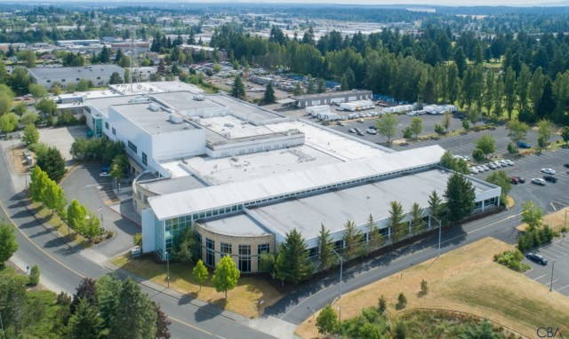 The McClatchy Company, The News Tribune, Tacoma, Davis Property and Investment, Tacoma Central Logistics, Neil Walter Co., Ronhovde Architects