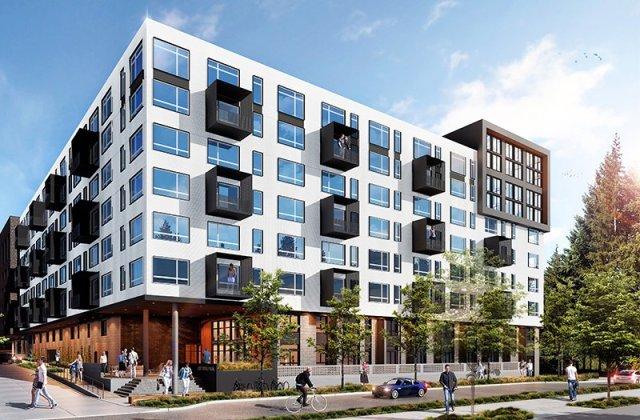 Nightingale Apartments, Acacia Capital Corporation, Redmond, The Lionstone Group, Esterra Park,