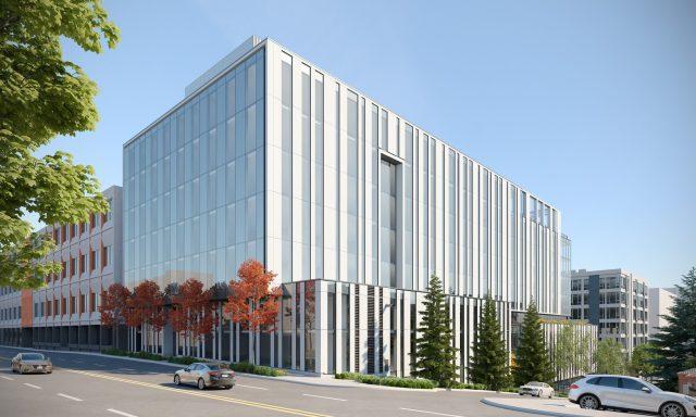 Invesco, Cascadian, Unico Properties, Sellen Construction, Partners Group, Seattle, Newmark