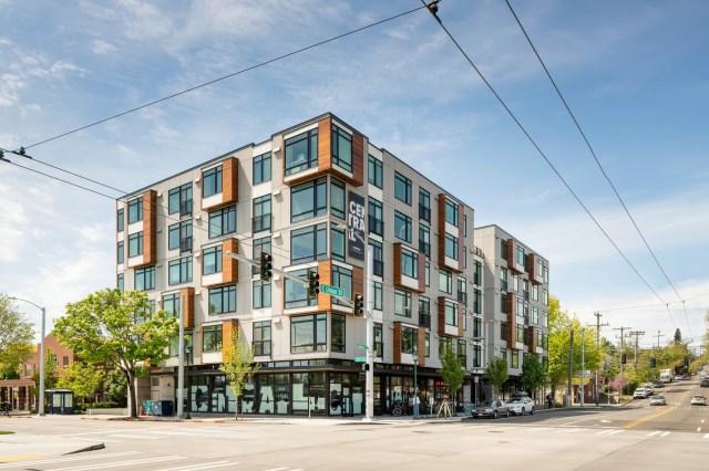 Lake Union Partners, Prometheus, The Central, Seattle,