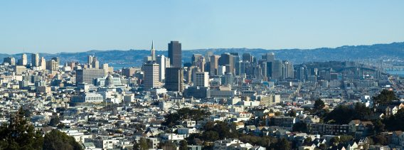 San Francisco skyline The Registry real estate