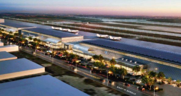 San Jose Airport development The Registry real estate