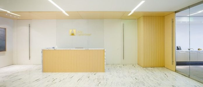 Atel Capital front desk The Registry real estate FEATURED