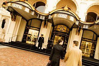 san francisco hotel, mark hopkins, intercontinental, eastdil secured, woodridge capital, oaktree capital, bay area news, san francisco real estate news