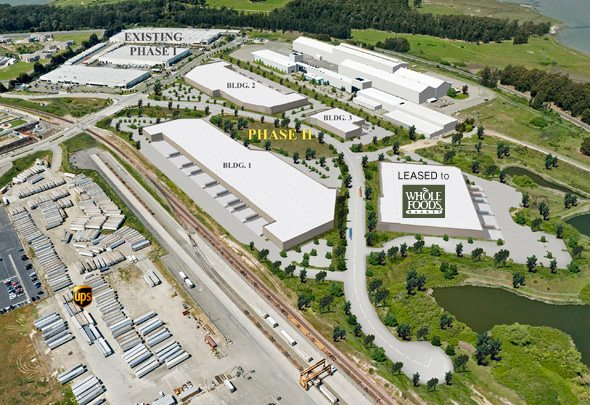 business park, richmond, colliers, pinole point, fremont, bay area news, commercial real estate news