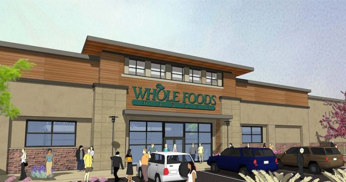 Persimmon Place Whole Foods Dublin retail real estate The Registry