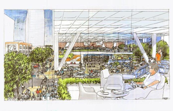 TMG Partners, Northwood Investors, Foster + Partners, Heller Manus Architects, San Francisco, bay area news, San Francisco real estate blog, Transbay
