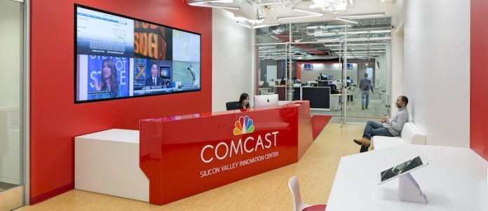 Comcast Silicon Valley, Sunnyvale, Bay Area, BCCI, Blitz, tech office, cool office space, Bay Area news, Silicon Valley real estate