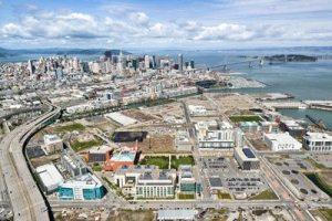 Kilroy Realty, San Francisco, Mission Bay, SoMa, HOK, campus, Caltrain, BART, San Francisco real estate, Bay Area news, tech office