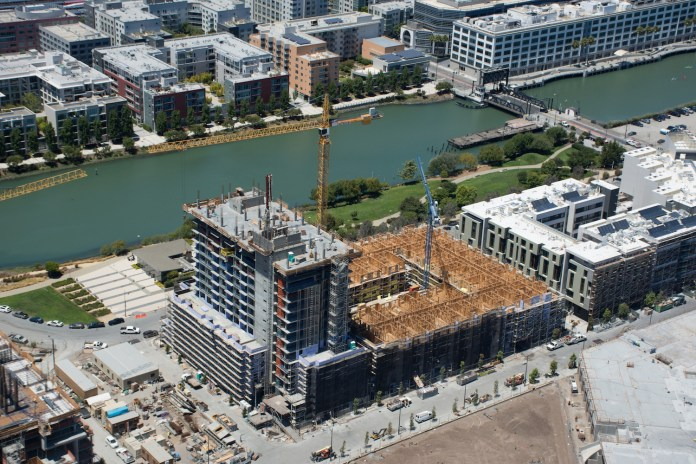 Equity Residential, Cliff Lowe Associates, Nibbi Brothers, NC2 Studio, HKS Architects, San Francisco, Mission Bay, Commercial Real Estate News,