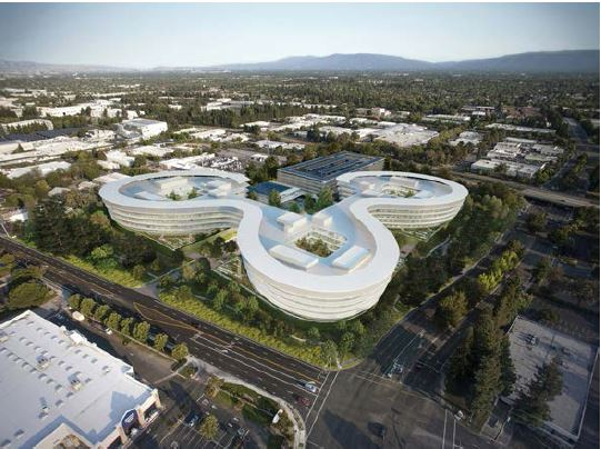 Sunnyvale, Apple, Menlo Park, Facebook, Commercial Real Estate News, Cupertino, Silicon Valley, Santa Clara