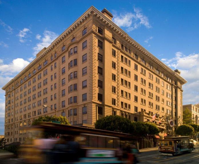 Woodridge Capital Partners, Nob Hill, San Francisco, The Stanford Court Hotel, Los Angeles, Mark Hopkins, Financial District, Fairmont Hotels