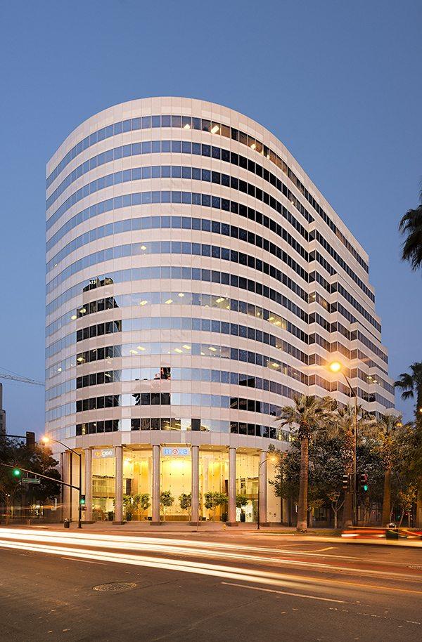 KBS Real Estate Investment Trust III, Newport Beach, Ten Almaden, BPM, San Jose International Airport, KBS, Cushman & Wakefield, KBS Capital ADvisors, KBS Realty Advisors, KBS Real Estate Investment Trusts